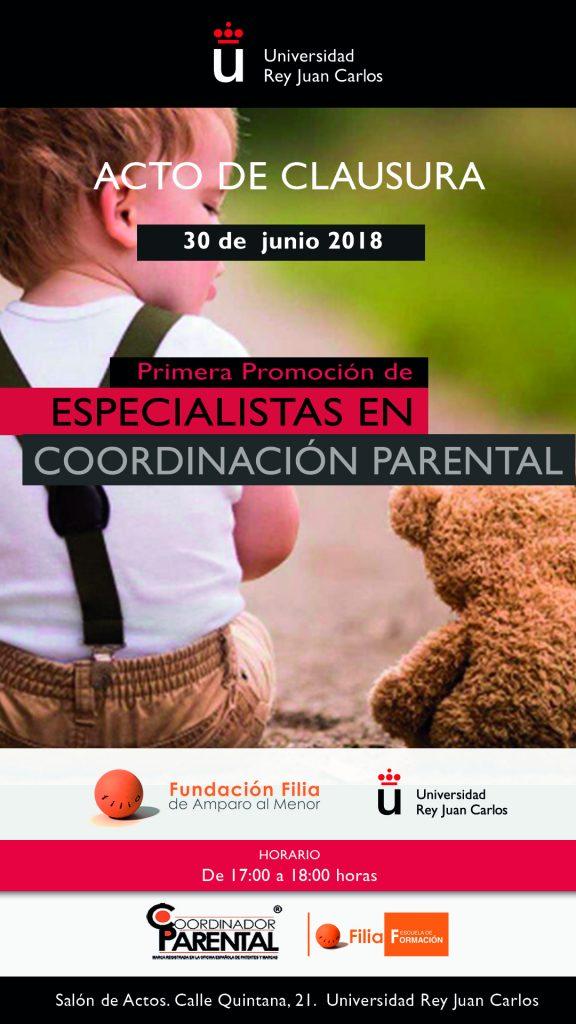Primera Promocion Coordinador Parental