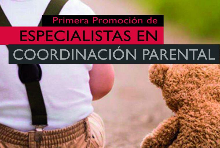 La primera promoción de Coordinadores Parentales se gradúa el próximo 30 de junio en Madrid