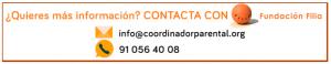 Cursos y Postgrados de Coordinación Parental teléfono y datos de contacto