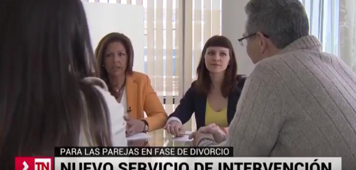 Presentación del Servicio de Coordinador Parental en Telemadrid