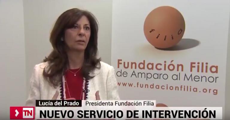 Lucía del Prado presenta el Servicio de Coordinador Parental en Telemadrid