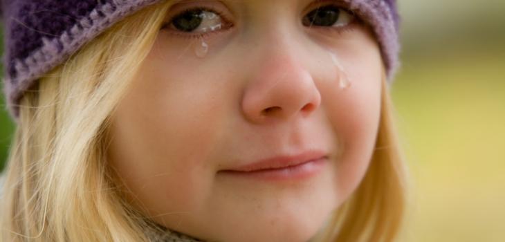 Los niños son las víctimas de los divorcios conflictivos