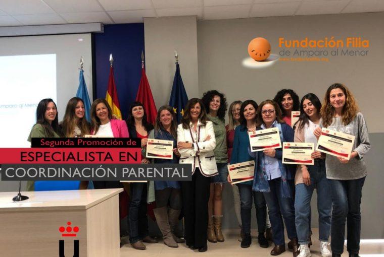 Diez nuevas Coordinadoras Parentales para velar por los menores