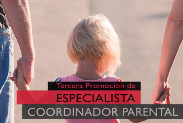 Arranca la tercera promoción del Curso de Especialista en Coordinación Parental