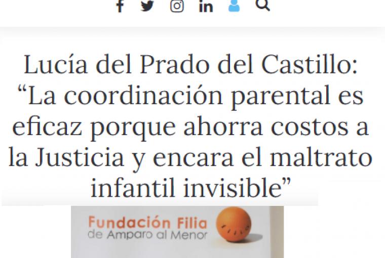 La Coordinación Parental de Fundación Filia en ConfiLegal